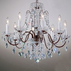 Found it at Wayfair - Daniele 8 Light Chandelier