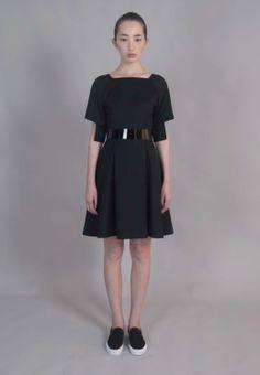 la chambre miniature SS 2014 Cold Shoulder Dress, Formal Dresses, Collection, Fashion, Miniature Rooms, Dresses For Formal, Moda, Formal Gowns, Fashion Styles