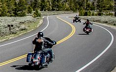 harley cross country ride - Google Search