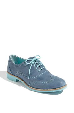 cole haan alisa oxford - blue