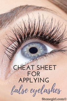 51c2b3ca418 13 best applying false lashes images in 2019
