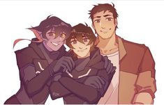We finally know what both of Keith's parents look/looked like kiwi