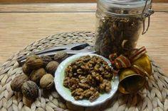 Jak připravit vlašské ořechy nebo mandle v cukrové glazuře