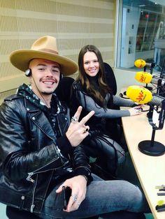 """W Radio Colombia en Twitter: """"#AlAire A esta hora hablamos con Jesse & Joy…"""
