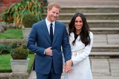 Prince Harry and Meghan Markle engagement photocall