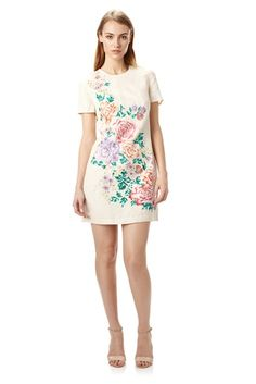 Its All About Florals For Wedding Guest Dresses This Summer 2015
