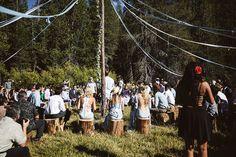 DOS Designer, Brit Castanos' Bohemian Wedding http://www.daughtersofsimone.com