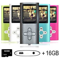 This MP4 player would make a great gift for any occasion as well. 1.Languages: Chinese English German Spanish SwedishDutch Portuguese French Italian.  2.Video (AMV) / Music (MP3) / Pictures (J...
