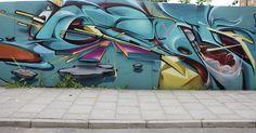 Graffiti Piece, Graffiti Wall Art, Graffiti Drawing, Graffiti Painting, Graffiti Lettering, Street Art Graffiti, Typography, Graffiti Pictures, Airbrush Art