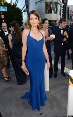 Tina Fey- 2013 Emmy Awards