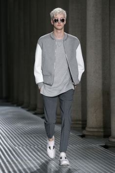 NEIL BARRETT - SS15 Menswear Collection