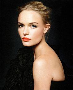Kate Bosworth's Orange Lips