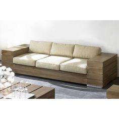 Teak Sofa | Genieten in een oase van ontspanning | Betaalbare teak tafels, teak kasten, teak meubelen