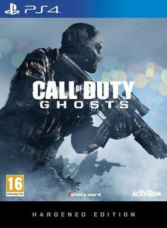 Ahora disponible (PS4) Call Of Duty: Ghosts Hardened Edition nuevo sellado.