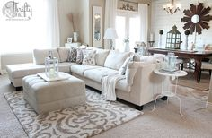 Lovely Deco: Chez Thrifty and Chic