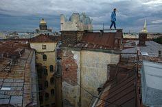 Roofs of Saint Petersburg | Slavorum