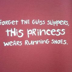 Me & Lil! :) But sometimes we wear our glass slippers. ;)