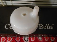 Vintage Milk Glass Juicer Bowl 99CN #4 Attachment Sunbeam Mix Master-Replacement