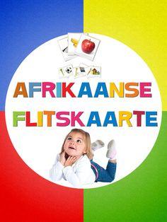 Afrikaans flitskaarte met klank by Fanie Deysel Toddler Learning, Fun Learning, Good Night Prayer Quotes, Grade R Worksheets, Afrikaans Language, Kinesthetic Learning, Toddler School, Teaching Time, Preschool Lesson Plans
