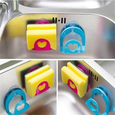 Suction Cup kitchen Sink Sponge Shelf Rack Holder Multi-functional Bathroom Shelf Towel Soap holder Kitchen Organizer cocinaBrand Name: LiplastingMaterial: PPSucker diameter: Yellow/blue/redScope: Bathroom, Toilet, office,etc Can Storage, Gadgets, Sponge Holder, Hanger Rack, Shops, Soap Holder, Pot Lids, Bathroom Shelves, Aliexpress