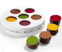 Chocorons Aoki Paris #packaging