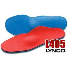 Lynco #405 Insoles Sport Orthotic Arch Support Insole - Women Size 6 by Lynco. $44.95. Over 1 million people worldwide have experienced relief from foot pain thanks to Lynco® Orthotics. The Lynco® L405 is a sports orthotic designed to provide comfort for conditions usually associated with ball-of-foot pain such as Metatarsalgia or Morton's neuroma. These orthotics feature a metatarsal support to reduce stress and impact at the ball of the foot. The Lynco® L405 features t...