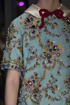 Gucci at Milan Fall 2017 (Details)