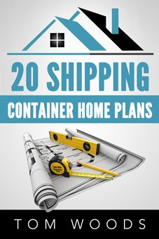 Shipping Container Home Plans - The Complete Guide eBook Cover