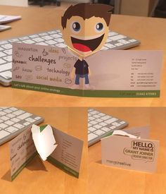 pop up business psychology card - Buscar con Google