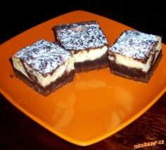Picture of Recept - Buchta Himaláje Czech Recipes, Dessert Recipes, Desserts, Sweets, Homemade, Baking, Food, Cakes, Sweet Pastries