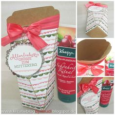 Kreativ Blog by Claudi Stampin Up, Envelope Punch Board, Christmas Gift Bags, Paper Crafts, Diy Crafts, Birthday Favors, Little Boxes, Diy Box, Diy Projects To Try