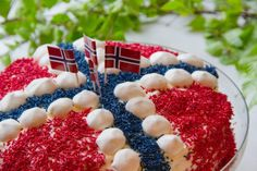 Supre mai tips fra Dr Oetker! Norwegian Cuisine, Norwegian Food, Scandinavian Food, Holiday Recipes, Holiday Foods, What To Cook, Just Desserts, Norway, 4th Of July