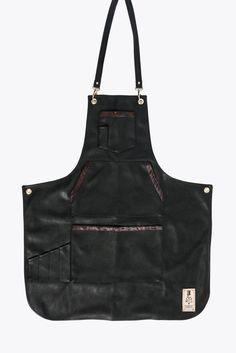 Detroit apron by FancyGents on Etsy