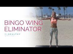 Bingo Wing Eliminator   Rebecca Louise - YouTube