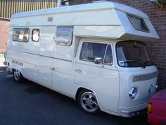 "Kustom Coach Werks ~ View topic - "" Carry On Camping ... VW Kemperlink Style ! """