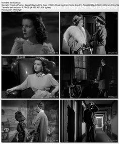 Secreto tras la puerta   1948   Capturas de pantalla