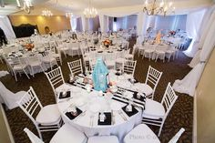 El Camino Country Club Indoor reception venue | Oceanside CA