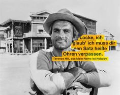 Terence Hill, aus Mein Name ist Nobody (1973). (Quelle: Cinetext)