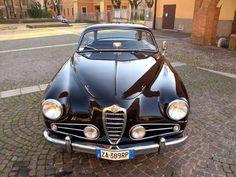 ALFA ROMEO 1900C SUPER SPRINT TOURING SUPERLEGGERA For Sale (1955)