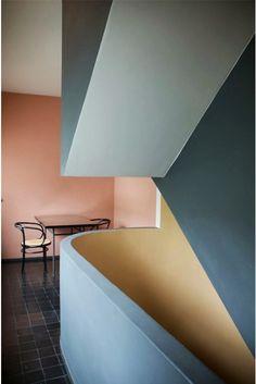 Love. Le Corbusier.