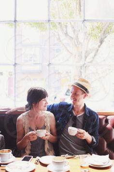 Photo by Sam Ciurdar - coffee, people, style, cool, drink #lifestyle