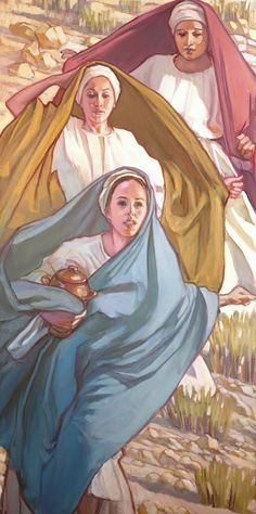 """""""First News of the Resurrection"""" by Rose Datoc Dall"""