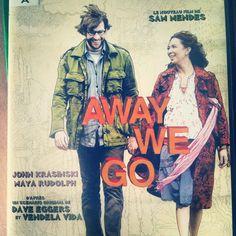 Away we go / Sam Mendes