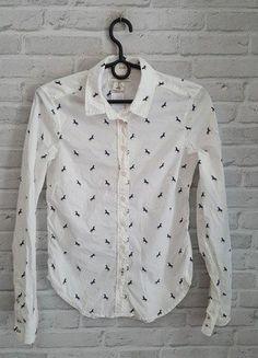 Kup mój przedmiot na #vintedpl http://www.vinted.pl/damska-odziez/koszule/19131469-koszula-marki-hm-100-bawelna