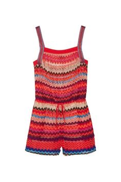a341492fdd Shop for Adria crochet-knit playsuit by Missoni at ShopStyle.