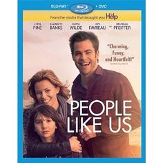 People Like Us (Two-Disc Blu-ray/DVD Combo) (Dreamworks / Walt Disney Home Entertainment)