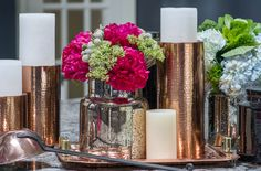Property Brothers - Styling and Florals by Kat Rose