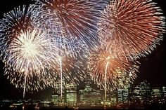 Top 12 places to watch the of July fireworks this Independence Day.