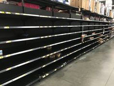 This Is Why You Should Stockpile: Store Shelves Stripped For Jonas