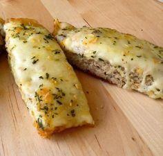 Pão de alho low carb